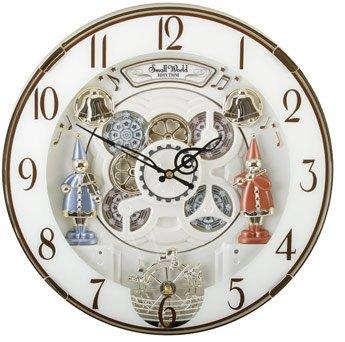 The Brilliant Rhythm Motion Wall Clock - Small World Design