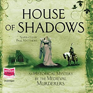 House of Shadows Audiobook