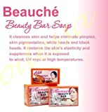 6 Pack Beauche Kojic Beauty Soap Bar-90Grams