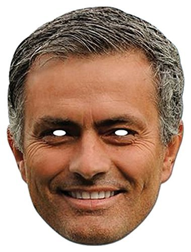 Jose Mourinho Face Mask – One Size by Official Football Merchandise online kaufen