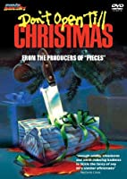 Don't Open Till Christmas [DVD] [1984] [US Import]