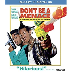 Don't Be a Menace to South Central While Drinking [Blu-ray]