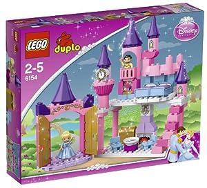 LEGO Duplo Princess - El palacio de Cenicienta (6154)
