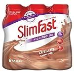 SlimFast Cafe Latte Shake Multipack B...