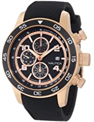 Nautica Men's N24531G NCT 402 Classic Analog Watch