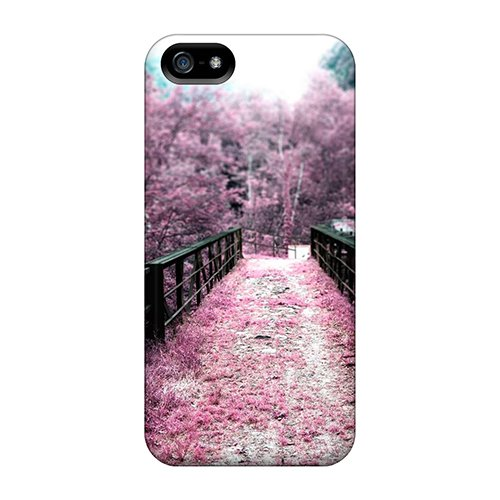 New Premium Kaycase.Co. Earth Spring Skin Case Cover Excellent Fitted For Iphone 5/5S