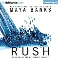 Rush: The Breathless Trilogy, Book 1 Hörbuch von Maya Banks Gesprochen von: Adam Paul