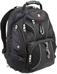 SwissGear SA1923 ScanSmart Backpack Black