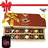 16pc Rich Treat Of Chocolate With Mug - Chocholik Belgium Chocolates