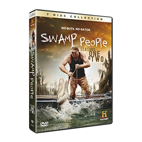 Swamp People: Seasons 1 & 2 [Edizione: Regno Unito]