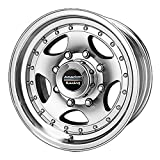 American Racing Custom Wheels AR23 Machined Wheel With Clearcoat (15x8