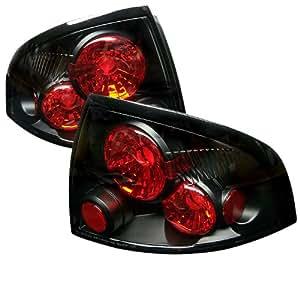 Amazon.com: Spyder Auto Nissan Sentra Black Altezza Tail