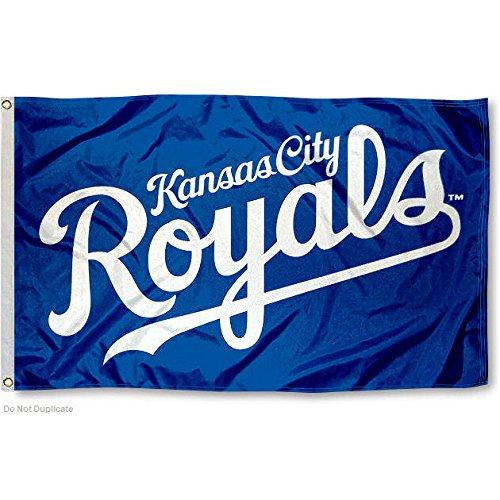 Kansas City KC Royals Flag 3x5 MLB Banner