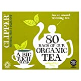 Organic Everyday Tea (80 Bag) 10 Pack Bulk Savings