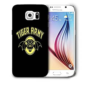 Snoogg Tiger Army Designer Protective Back Case Cover For SAMSUNG GALAXY S6