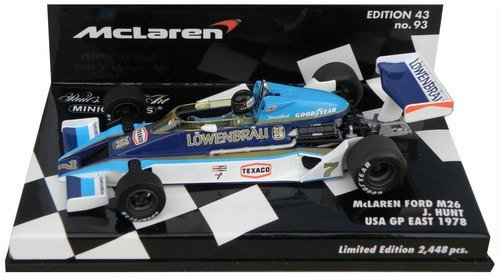 minichamps-dp-1-43-m-ford-m26-78-us-gp-lowenbrau-hunt-japan-import-by-kyosho