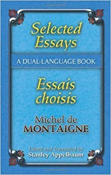 selected essays by montaigne