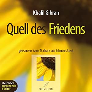 Quell des Friedens. 1 CD