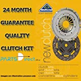 CLUTCH KIT FOR FIAT 500 1.2 08->