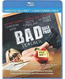 Bad Teacher (Unrated, Blu-Ray/DVD Combo) (Bilingual)