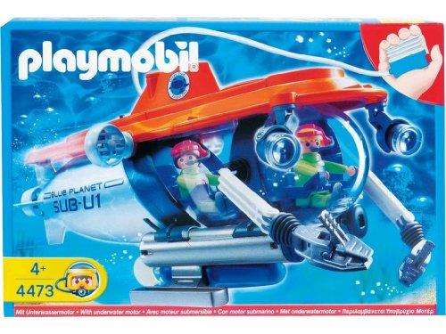 Playmobil - 4473 Research Submarine