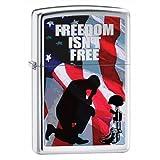 Zippo, la libertad no es libre
