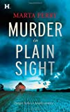 Murder in Plain Sight (Hqn)