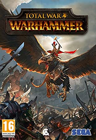 Total War: Warhammer (PC CD)