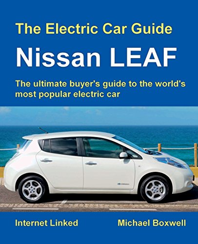 The Electric Car Guide: Nissan LEAF (Nissan Leafs compare prices)