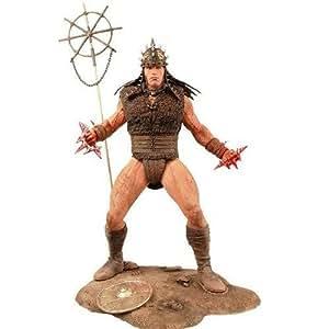 Conan the Barbarian figurine Battle Helmet Pit Fighter Conan 18: Toys