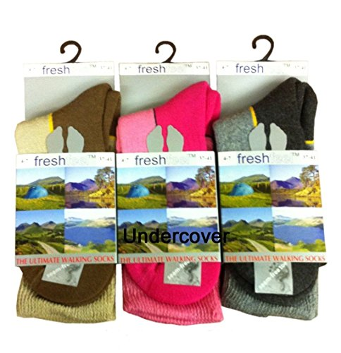 3x-fresh-feel-ladies-ultimate-walking-sock-size-uk-4-7-eu-37-41