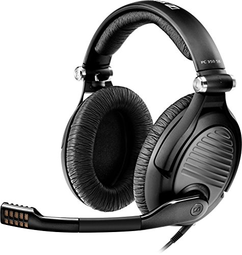 Sennheiser PC 350  Special Edition 2015 Gaming-Headset schwarz thumbnail