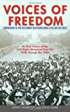 img - for by Hampton, Henry, Fayer, Steve, Flynn, Sarah Voices of Freedom: An Oral History of the Civil Rights Movement from the 1950s Through the 1980s (1991) Paperback book / textbook / text book