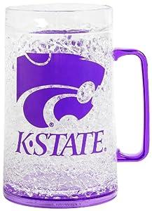 NCAA Kansas State 36-Ounce Crystal Freezer Monster Mug