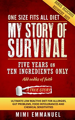 My Story Of Survival by Mimi Emmanuel ebook deal