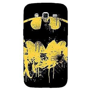 Jugaaduu Superheroes Batman Dark knight Back Cover Case For Samsung Galaxy Grand 2
