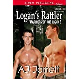 Logan's Rattler [Warriors of the Light 3] (Siren Publishing Classic ManLove) (Warriors of the Light series) ~ AJ Jarrett