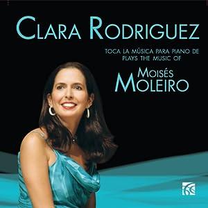 Moisés Moleiro : Oeuvres pour piano. Rodriguez.