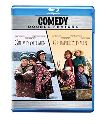 Blu-ray : Grumpy Old Men / Grumpier Old Men (Full Frame, )