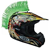 Harry R's Helmet Mohawk Green