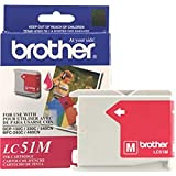 Generic Compatible Ink Cartridge Replacement for Brother LC51 ( Magenta )