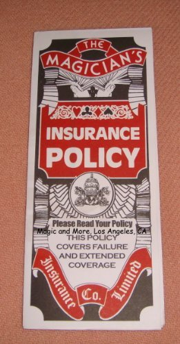 Magicians Insurance Policy - FT