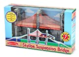 Melissa & Doug Skyline Suspension Bridge