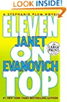 Eleven On Top (Random House Large Print)