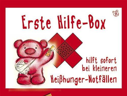 Gummibärenbox Erste Hilfe Box für Heißhunger-Notfälle