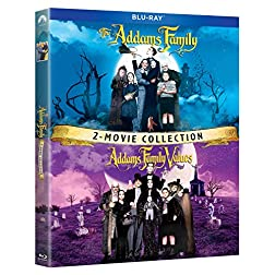 The Addams Family / Addams Family Values (2 Movie Collection) [Blu-ray]