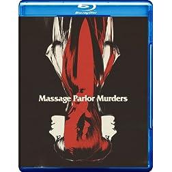 Massage Parlor Murders (Blu-ray + DVD Combo)