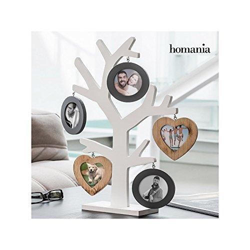 Portafoto Love Tree Homania (5 foto) Decorazione Casa Idea Regalo