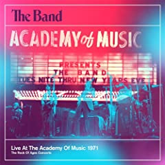 The Shape I'm In (Live At The Academy Of Music / 1971)
