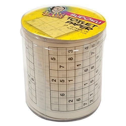 Carta igenica con Sudoku